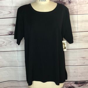 NWT Exclusively Misook Women Blouse
